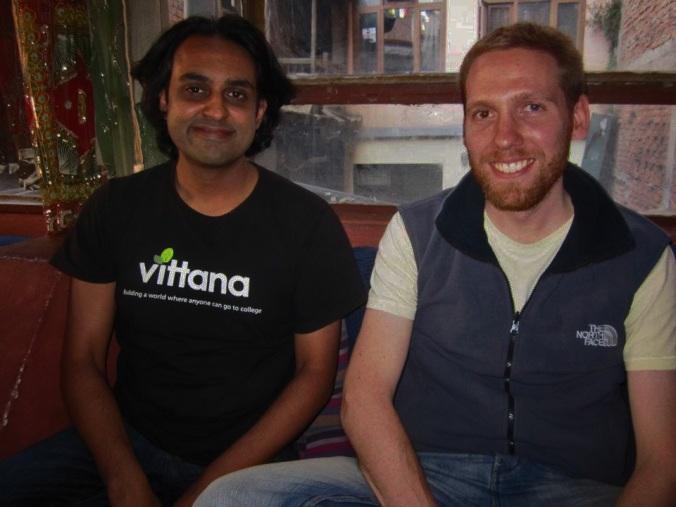 Patel and Stanlake - reunited at last!