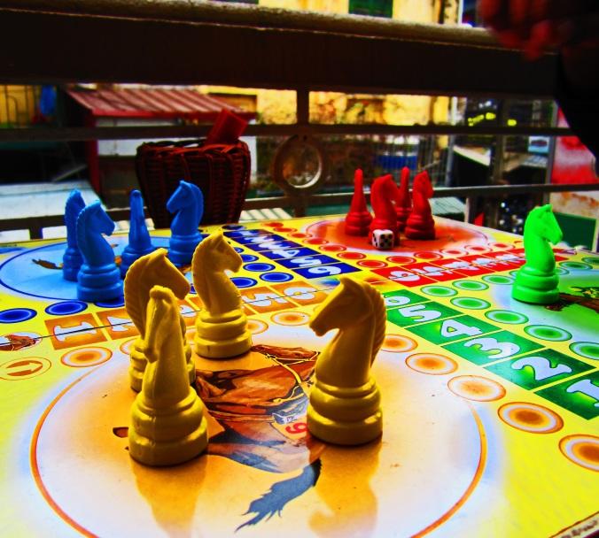 Cafe games - Hanoi