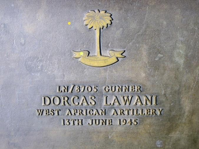 Dorcas Lawani - West Africa