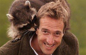 Ben Fogle and friend