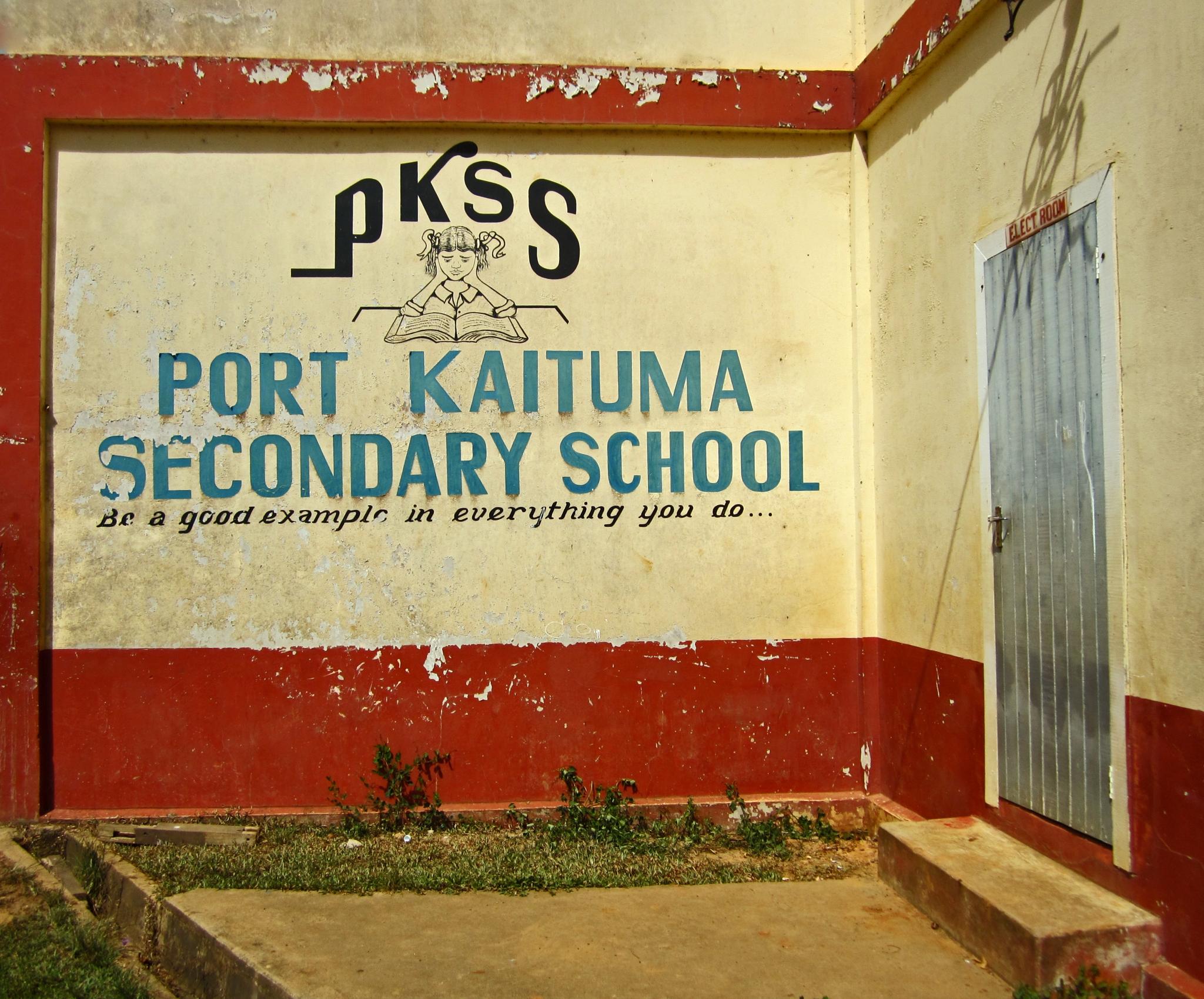 Port Kaituma Secondary School