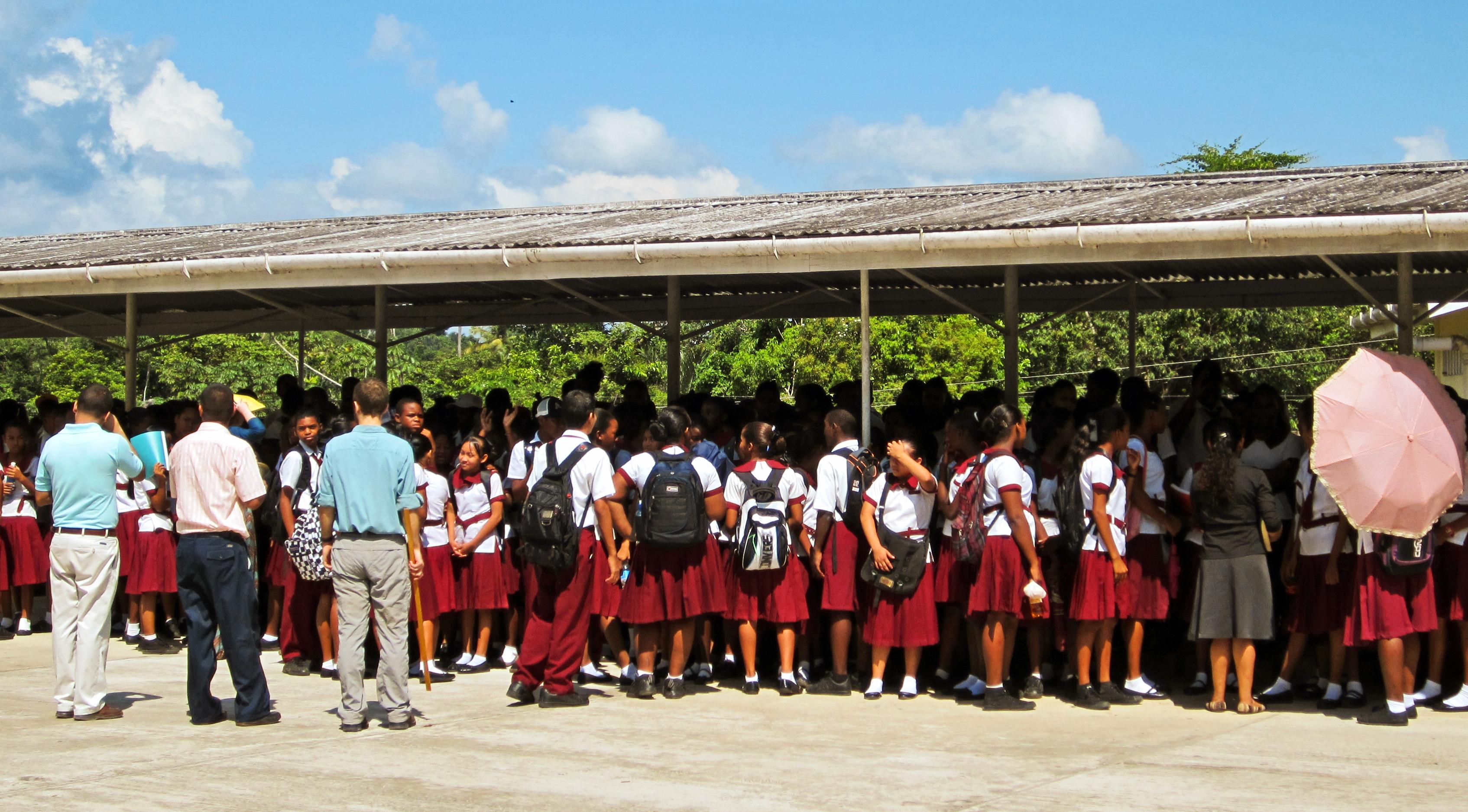 Students - Bartica