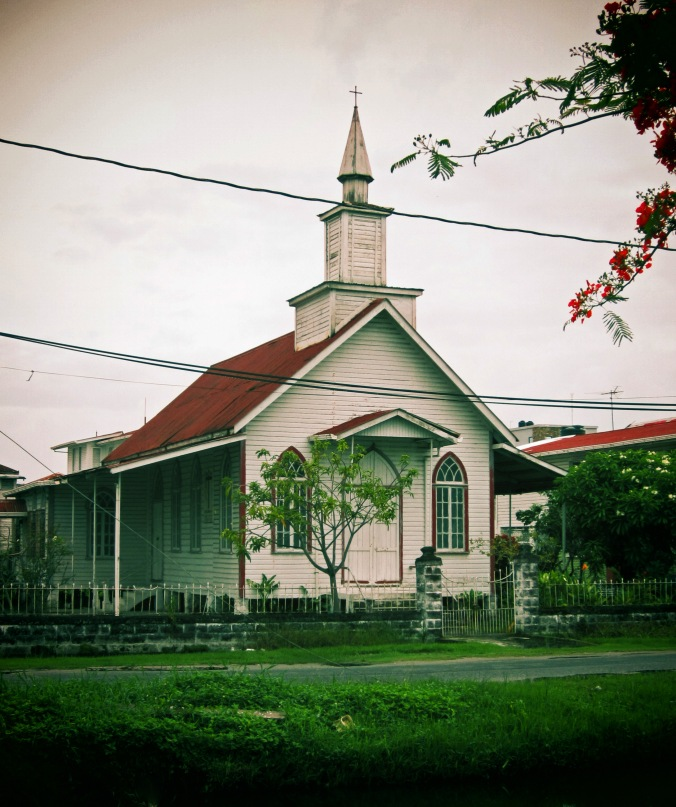 Susamachar Methodist Church, Georgetown