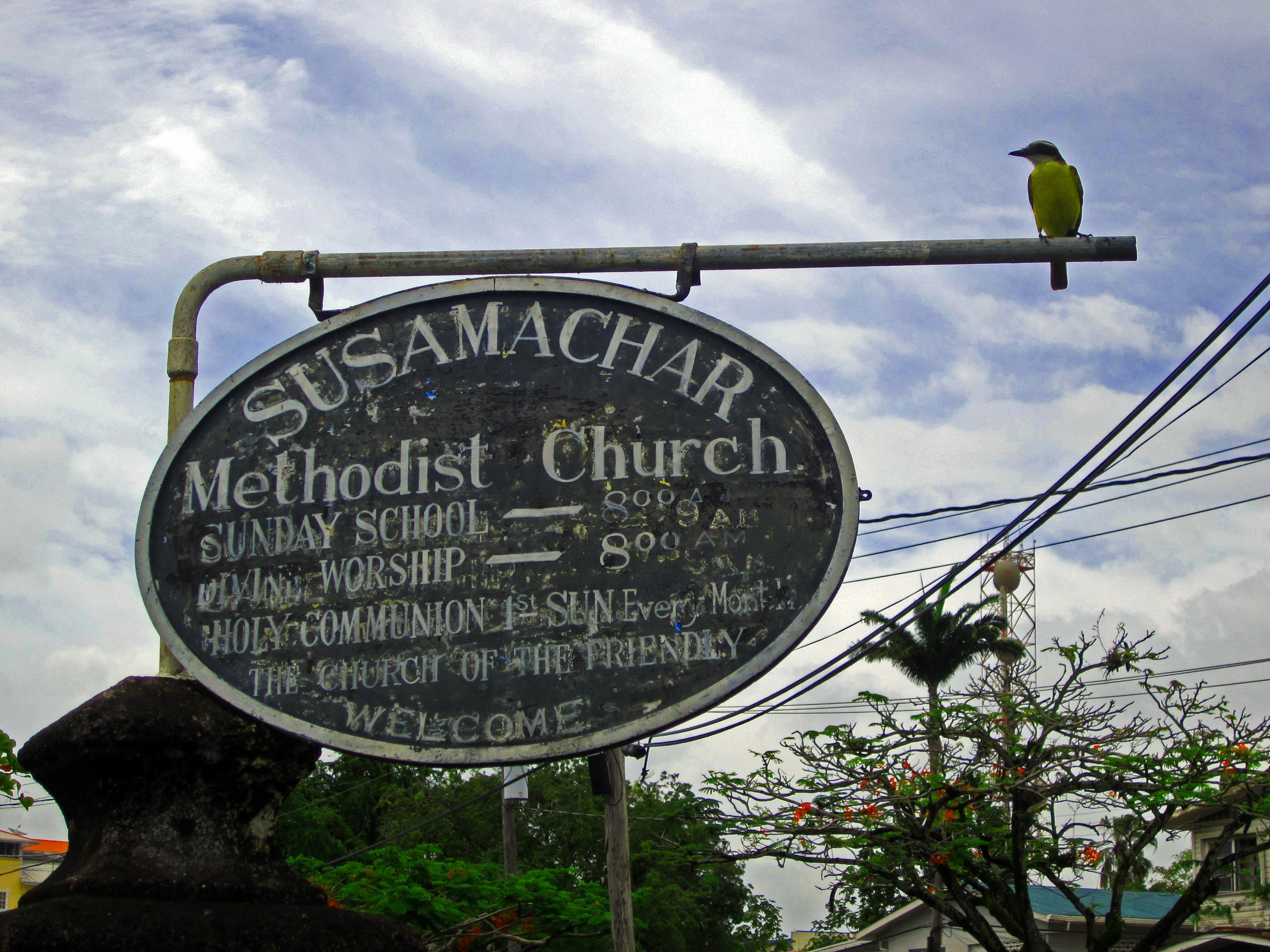 Susamachar Methodist Church