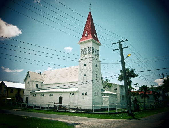 Queenstown Moravian Church