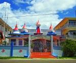 Guyana Sanatan Dharma Mahasabha Ashram, founded 1934.