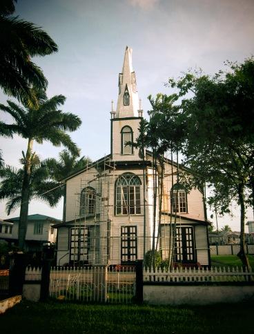 Smith Memorial Church - built in 1844