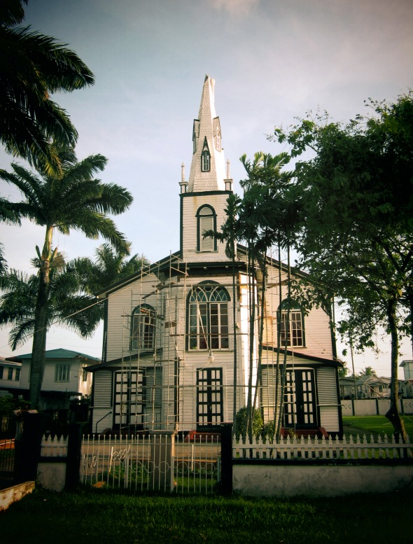 Smith Memorial Church, Georgetown