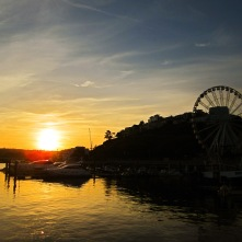 Torquay Harbour and 'the Wheel'