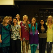 WorldTeach Bangladesh 2013-14