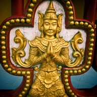 Golden Temple, Bandarban Town