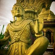 Golden Temple, Bandarban