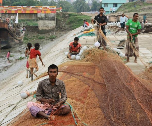 Bangladesh faces