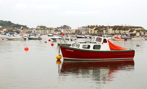 Shaldon boats
